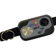 High Tech Pet Products MS-5 Waterproof Microsonic Collar for HTP Power Pet Doors