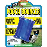 Petbuddies Pooch Bouncer Dog Toy, Blue