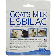 PetAg Goat's Milk Esbilac Small Animal Powder, 0.75-oz pouch