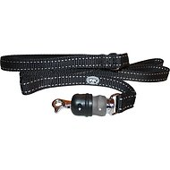 ThunderSnap Dog Leash, Black, Small
