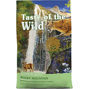 Taste of the Wild Rocky Mountain Grain-Free