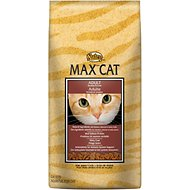 Nutro Max Adult Salmon Flavor Dry Cat Food, 3-lb bag