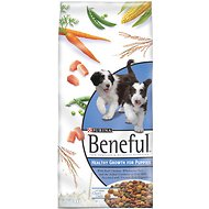 Purina Beneful Healthy Puppy with Real Chicken Dry Dog Food, 15.5-lb bag