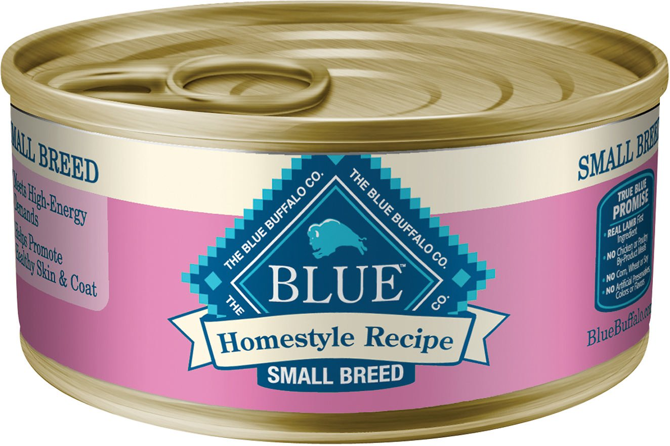 blue buffalo canned dog food