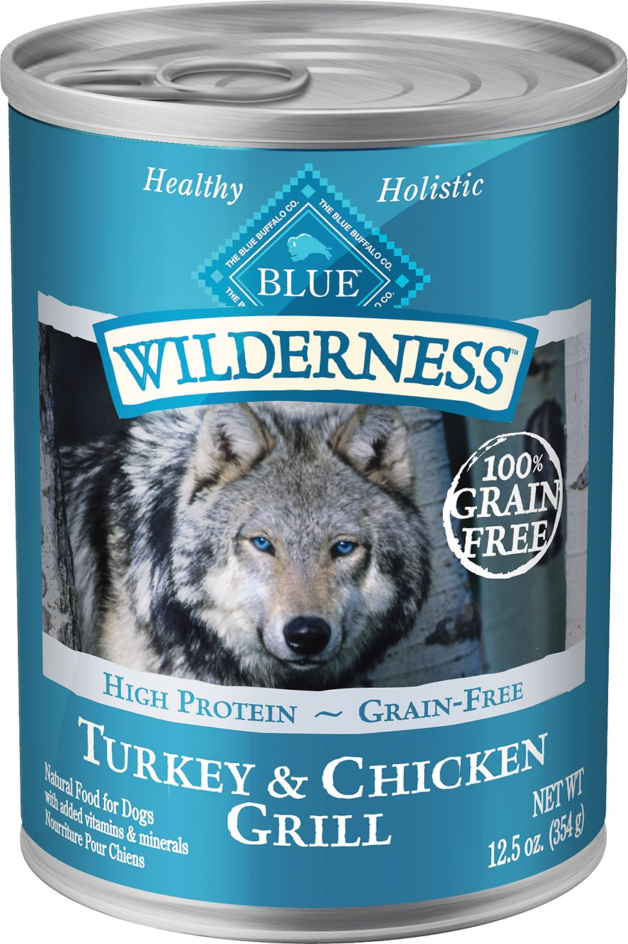 Blue Buffalo Canned Dog Food Reviews