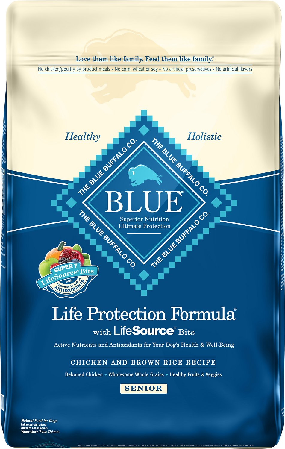 Claim: Blue Buffalo pet food contains unsafe and higher-than-average levels of 3aaa.mlen.