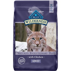 BLUE Wilderness High Protein Grain Free Dry Food
