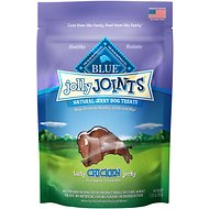 Blue Buffalo Jolly Joints Tasty Chicken Jerky Dog Treats, 3.25-oz