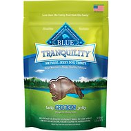 Blue Buffalo Tranquility Tasty Chicken Jerky Dog Treats, 3.25-oz bag