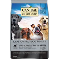 CANIDAE Life Stages Platinum Formula Dry Dog Food, 30-lb bag