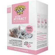 Dr. Elsey's Precious Cat Kitten Attract Training Cat Litter, 20-lb box