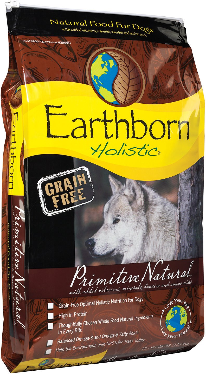 Earthborn Holistic Dog Reviews