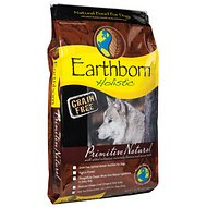 Best Dog Food Sprting Dog Earthborn Holistic Primitive Natural