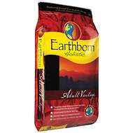 Earthborn Holistic Adult Vantage Natural Dry Dog Food, 28-lb bag