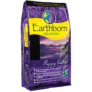 Earthborn Holistic Puppy Vantage Natural Dry Dog Food, 5-lb bag
