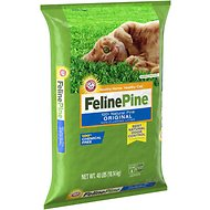 Feline Pine Original Cat Litter, 40-lb bag