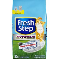 Fresh Step Clay Cat Litter, 35-lb bag