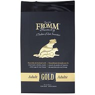 Fromm Gold Holistic Adult Dry Dog Food, 33-lb bag
