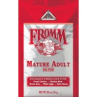 Fromm Family Classics Mature Formula Dry Dog Food, 33-lb bag
