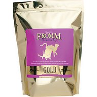 Fromm Gold Holistic Kitten Dry Cat Food, 2.5-lb bag