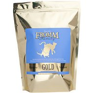 Fromm Gold Holistic Mature Dry Cat Food, 5-lb bag