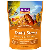 Halo Spot's Stew Adult Dog Formula Wholesome Chicken Recipe Dry Dog Food, 28-lb bag