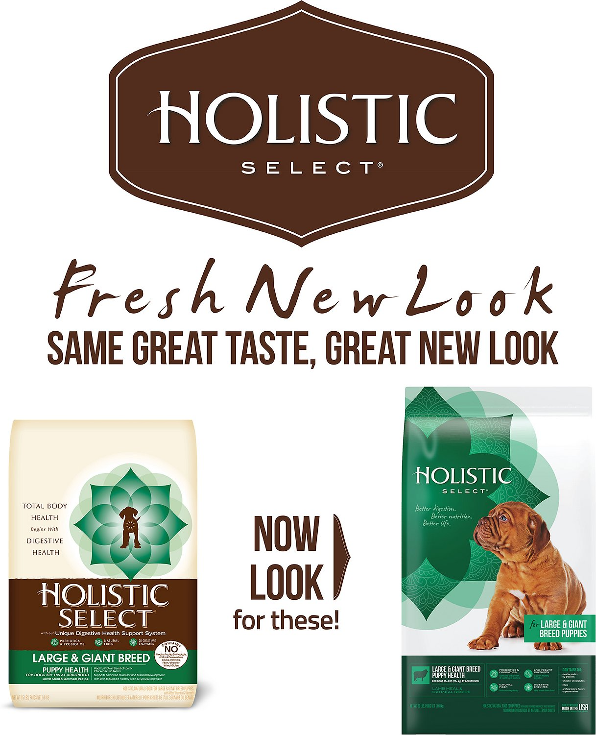Holistic Select Dog Large Giant Breed Puppy Reviews