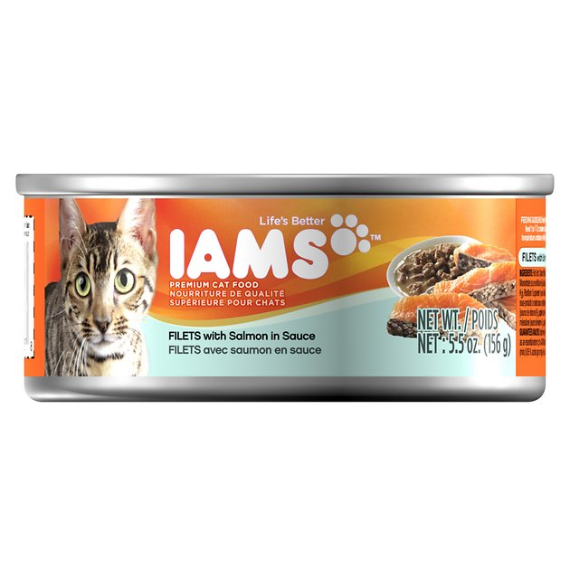 Iams Canned Cat Food Free Shipping
