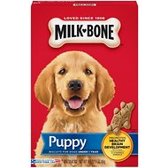 Milk-Bone Original Puppy Biscuit Dog Treats, 16-oz box