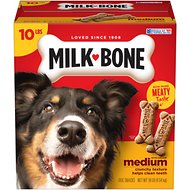 Milk-Bone Original Medium Biscuit Dog Treats, 10-lb box