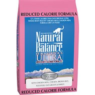 Natural Balance Original Ultra Reduced Calorie Formula Dry Cat Food, 15-lb bag