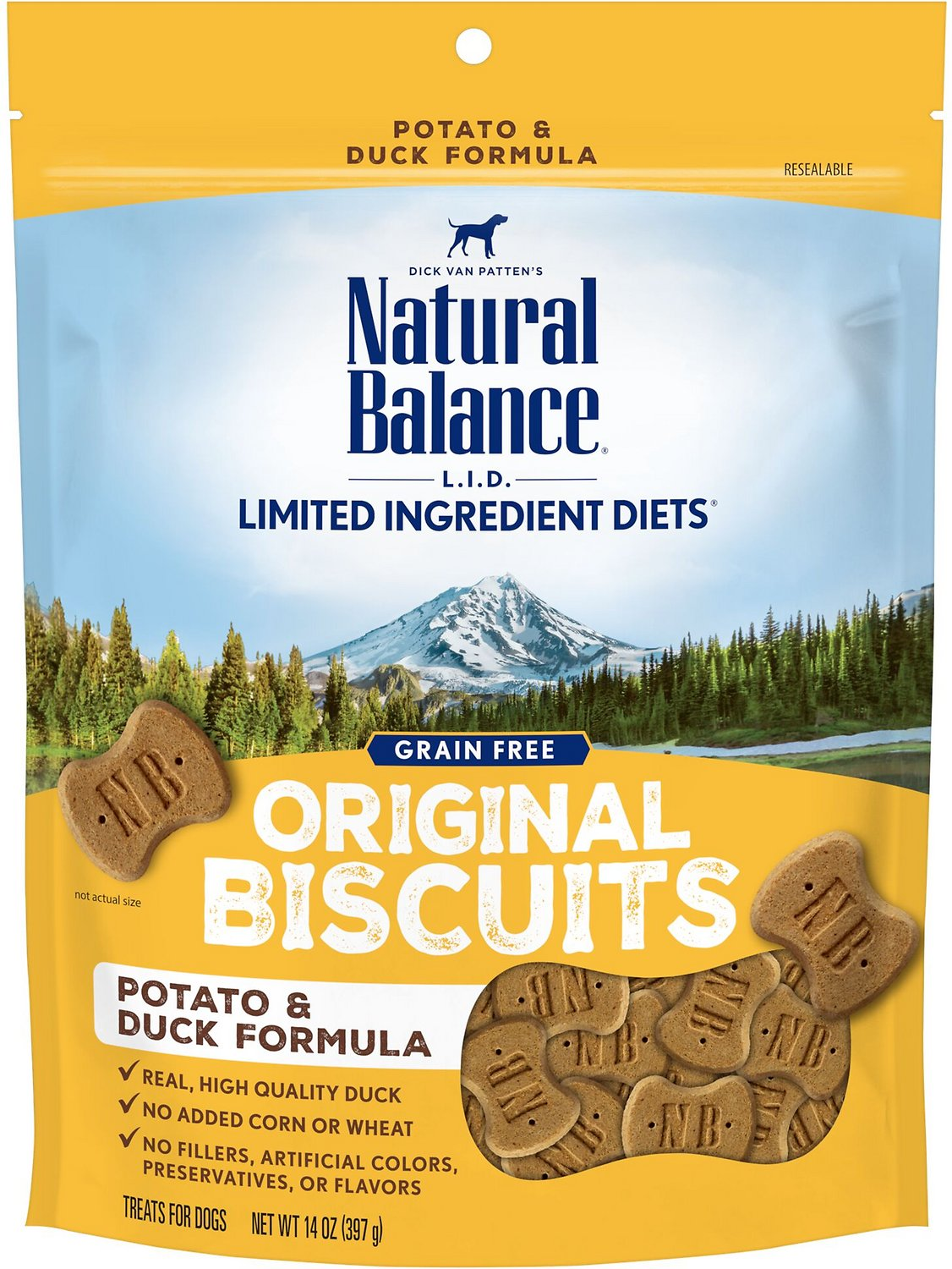 Natural Balance Lit Dog Treats Reviews