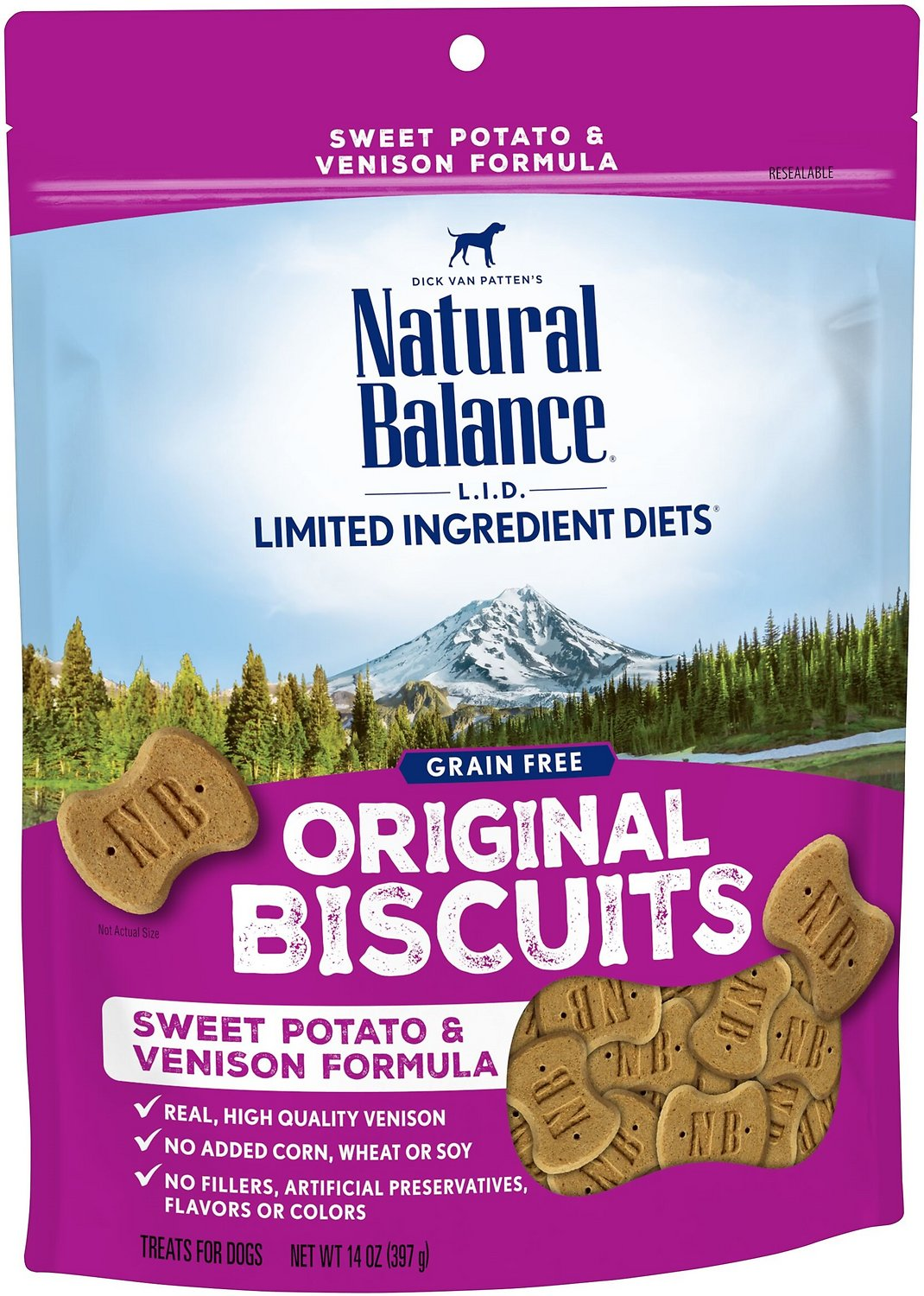 Natural Balance L.I.T. Limited Ingredient Treats Sweet Potato ... | Natural Balance Dog Food Allergies