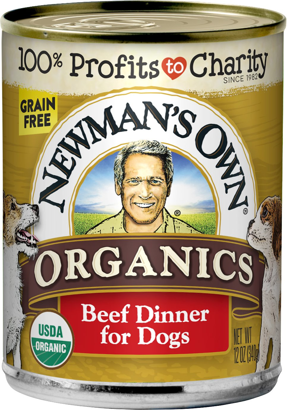 Newman S Dog Wet Food