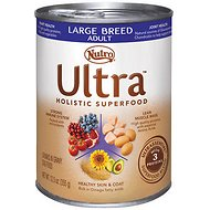 Nutro Ultra Large Breed Adult Chunks in Gravy Canned Dog Food, 12.5-oz, case of 12