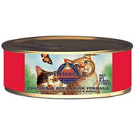 Pinnacle Chicken & Ocean Fish Recipe Canned Cat Food, 5.5-oz, case of 24