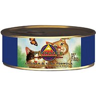 Pinnacle Chicken & Tuna Recipe Canned Cat Food, 5.5-oz, case of 24