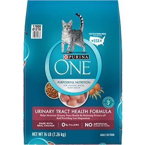 Purina ONE Urinary Tract Health Formula Cat Food