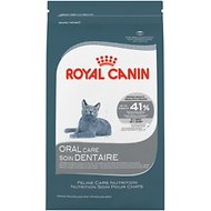 Royal Canin Oral Sensitive Care Dry Cat Food, 6-lb bag