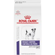 Royal Canin Veterinary Diet Weight Control Formula Small Breed Adult Dry Dog Food, 7.7-lb bag