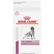 Royal Canin Veterinary Diet Early Cardiac Dry Dog Food, 17.6-lb bag