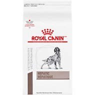 Royal Canin Veterinary Diet Hepatic Formula Dry Dog Food, 7.7-lb bag