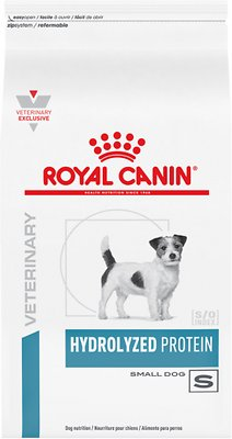 7. Royal Canin Veterinary Diet Hydrolyzed Protein Dry Dog Food