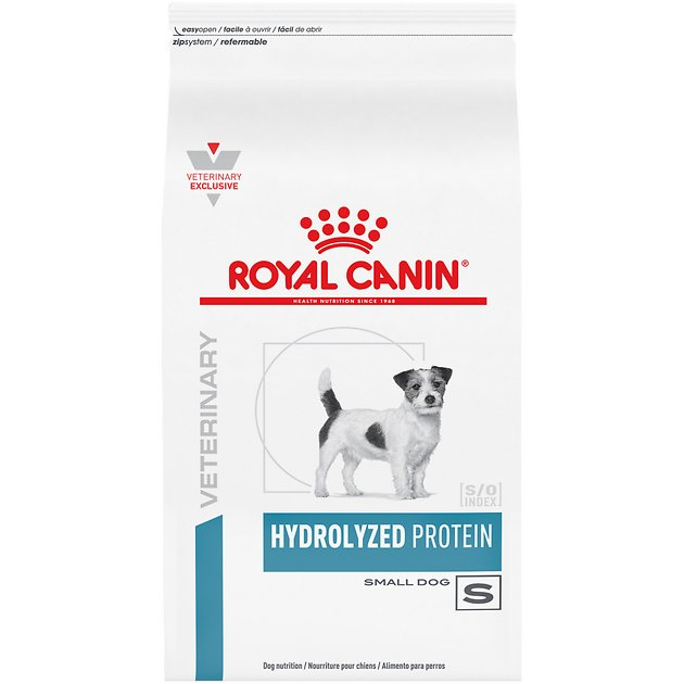 Royal Canin Veterinary Diet Hydrolyzed Protein Small Dog ...