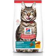 Hill's Science Diet Adult 7+ Indoor Dry Cat Food, 15.5-lb bag