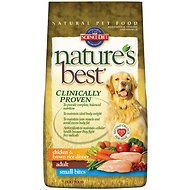 Hill's Science Diet Nature's Best Chicken & Brown Rice Dinner Adult Small Bites Dry Dog Food, 11-lb bag