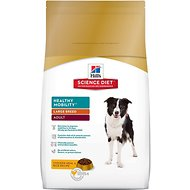 Hill's Science Diet Adult Healthy Mobility Large Breed Dry Dog Food, 15.5-lb bag