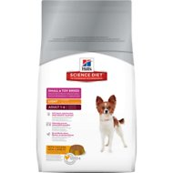 Hill's Science Diet Adult Small & Toy Breed Light Dry Dog Food, 15.5-lb bag