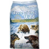 Taste of the Wild Pacific Stream Dry Dog Food, 30-lb bag