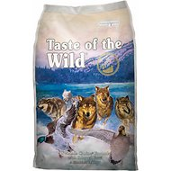 Taste of the Wild Wetlands Grain-Free Dry Dog Food, 30-lb bag